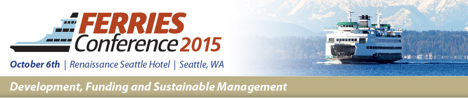Ferries Conference Oct 6, 2015